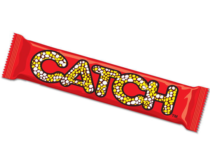 Catch Bar Logo. Image copyright (c) 1988 finian slattery